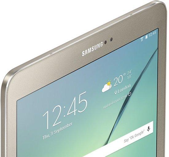 Samsung Galaxy Tab S2 9,7 inch 32GB Goud 2016