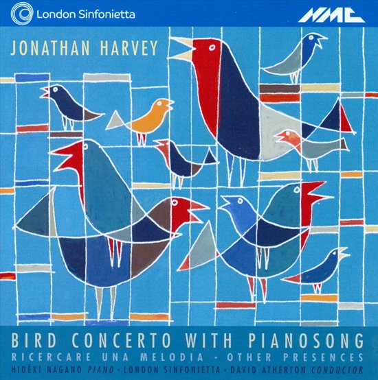 Harvey: Bird Concerto With Pianosong