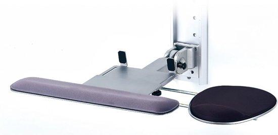 ROLINE Toetsenbord en muiswerkplek voor geleiderails