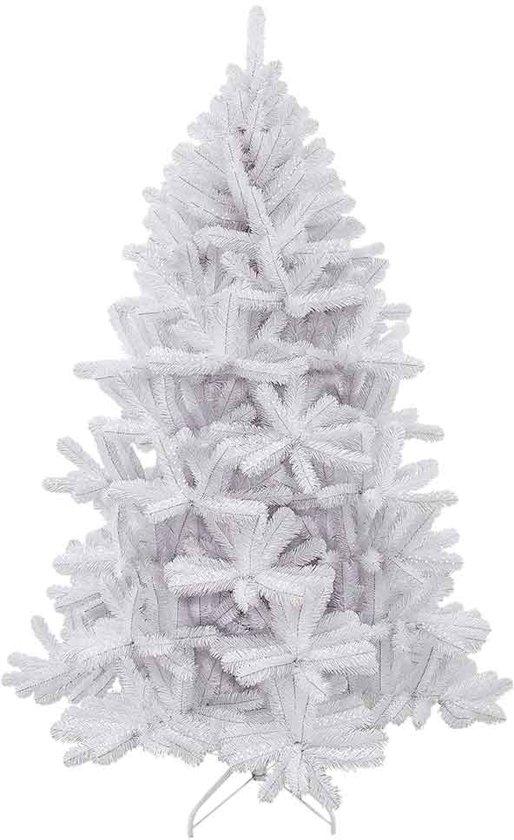 triumph treekerstboom icelandic irisdescent h215d132 wit tips 842