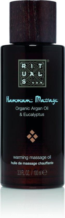 Rituals Massage olie
