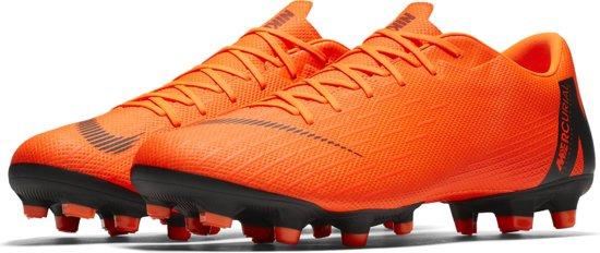 Orange, Chaussures Nike Xii Vapeur Mercurial Cinq Hommes