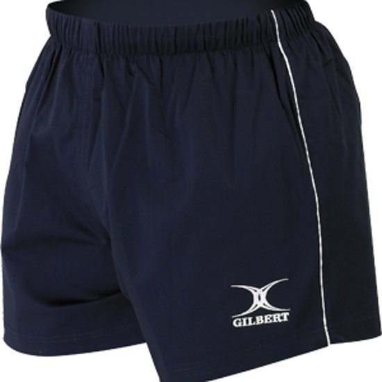 Gilbert rugbybroek Match Navy Xl
