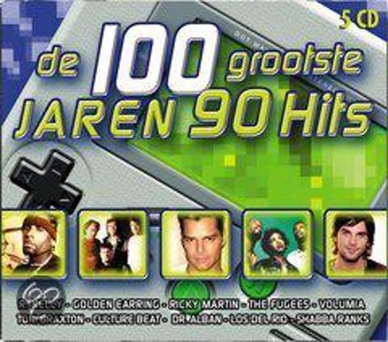 100 Grootste Jaren 90 Hits Allertijden