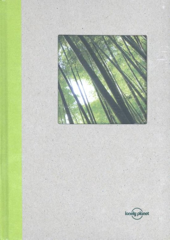 Lonely Planet Large Notebook - Bamboo