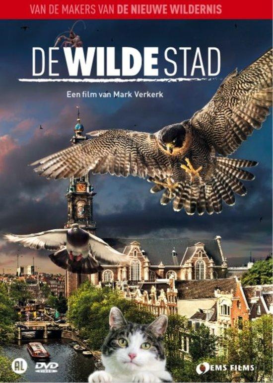 DVD cover van De Wilde Stad