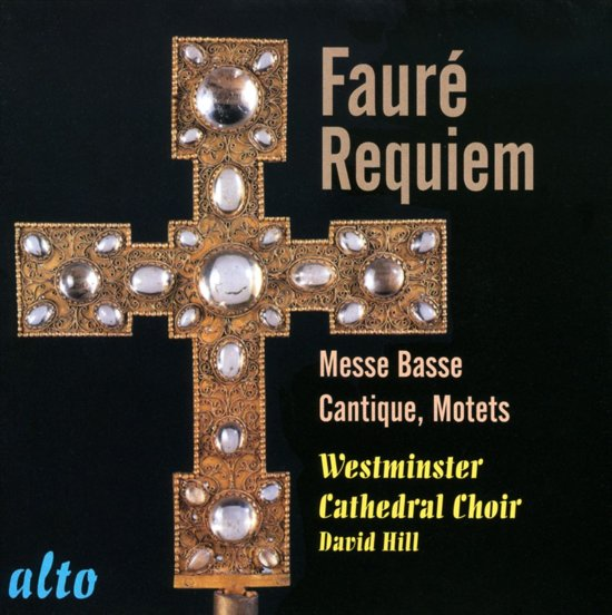 Faure Requiem/Cantique