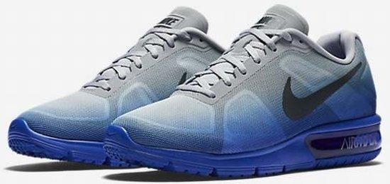 e177f942dd37d9 bol.com   Nike Air Max Sequent - Sneakers - Heren - Maat 43 - Zwart