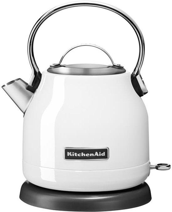 KitchenAid 5KEK1222EWH Classic Waterkoker - 1,25 L