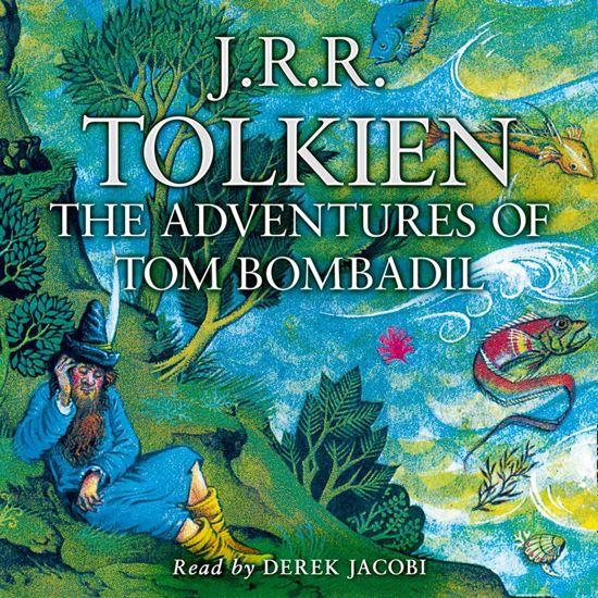 Boek cover The Adventures of Tom Bombadil van J.R.R. Tolkien (Onbekend)