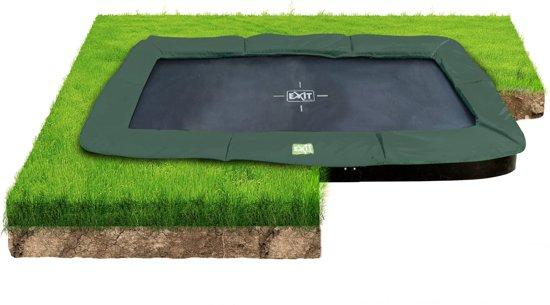 Exit InTerra Groundlevel 214 x 366 cm Groen