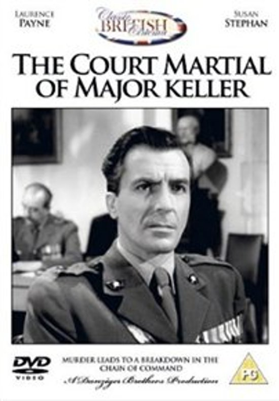 Court Martial Of Major..