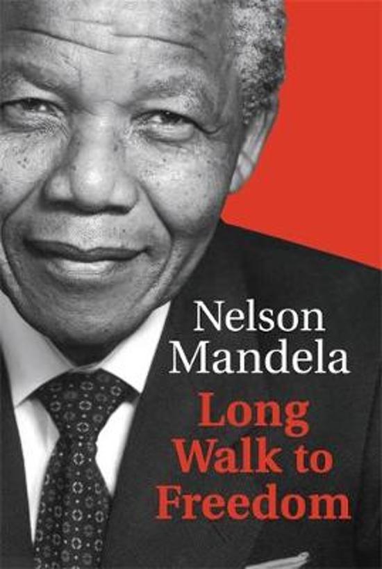 Boek cover Long Walk To Freedom van Nelson Mandela (Hardcover)