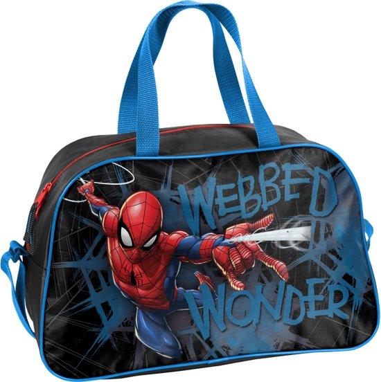 ee08ff3d9aa bol.com | Spiderman - Sporttas - voor Jongens - 40 cm