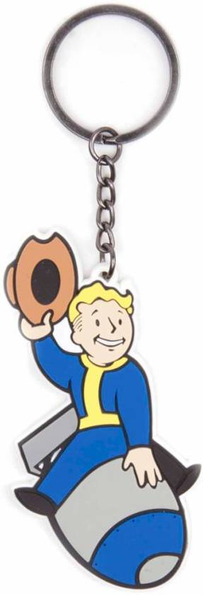 Fallout 4 - Bomber Skill sleutelhanger