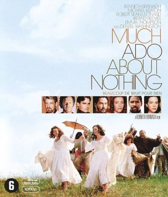 Cover van de film 'Much Ado About Nothing'