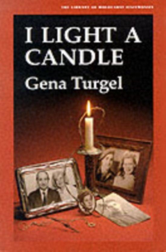 I Light A Candle