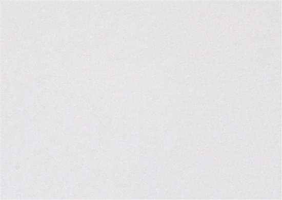 Karton, A4 21x30 cm, wit, 100 vellen