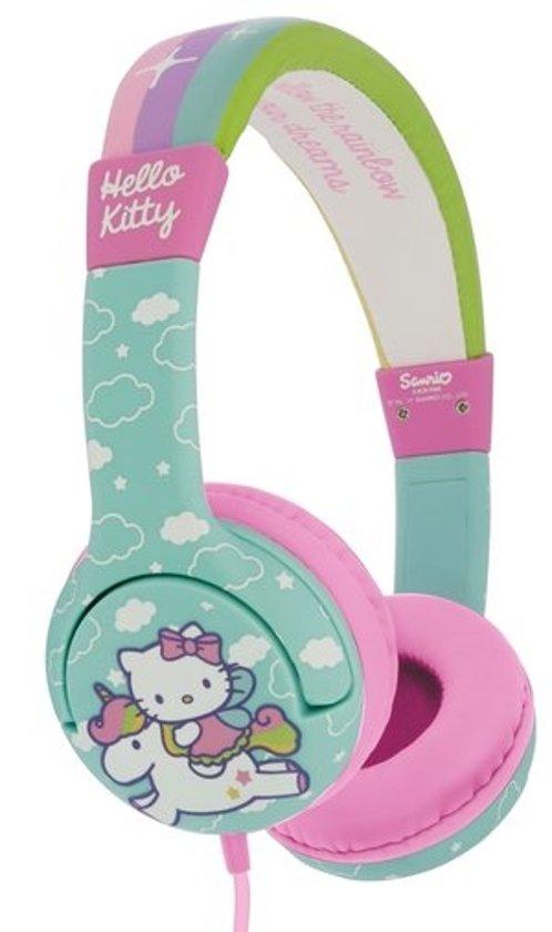 koptelefoon kind 2 jaar bol.  Hello Kitty Unicorn Headset / Koptelefoon voor kinderen koptelefoon kind 2 jaar