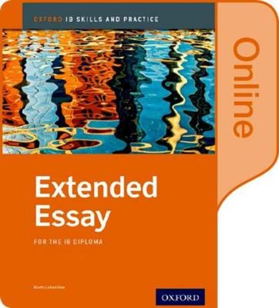 extended essay handbook