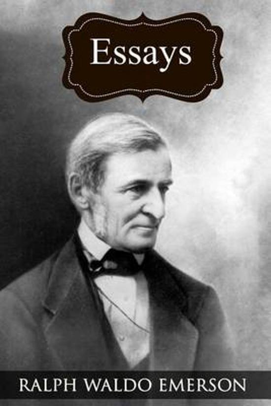 the collected essays of ralph waldo emerson