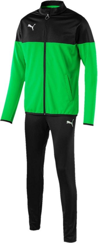 Puma Trainingspak - Maat S - Mannen - groen/zwart
