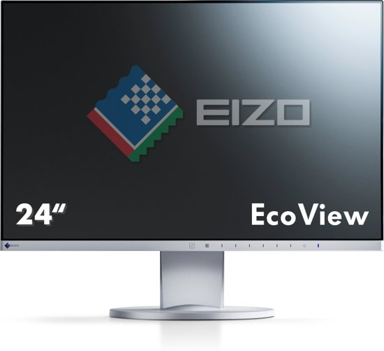 Eizo Flexscan EV2450 - Full HD Monitor / Grijs