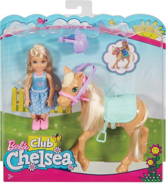 Barbie Club Chelsea - Pop & Pony
