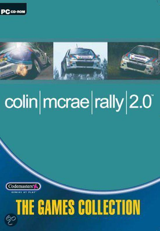 COLIN MCRAE RALLY 2.0 /PC - Windows