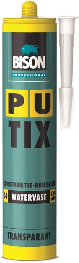 Bison PU Tix D4 houtlijm