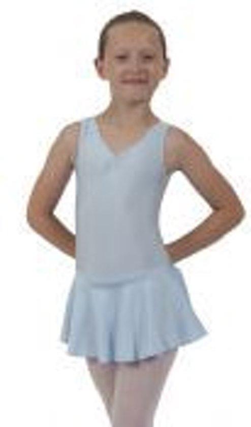 Balletpakje Mia Lichtblauw - Maat 104/110