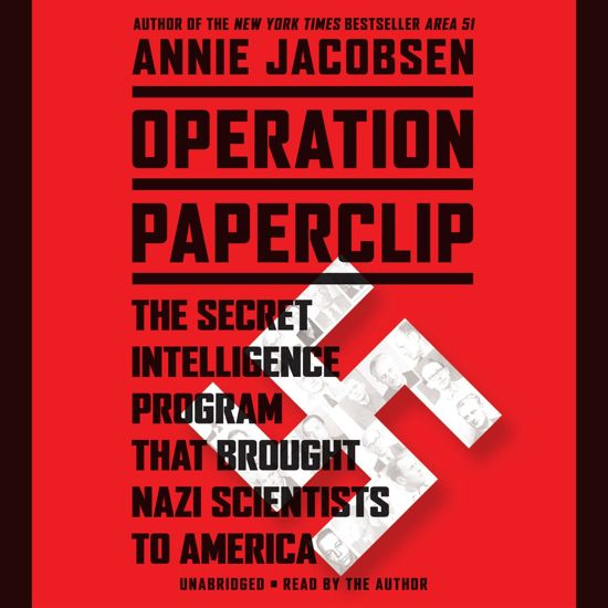 Boek cover Operation Paperclip van Annie Jacobsen (Onbekend)