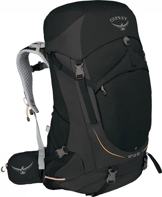 Osprey wmBlack Sirrus Ws Dames Rugzak 50 Trekking sxhBQdotrC