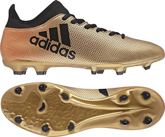 adidas - X 17.3 FG - Voetbalschoenen - CP9190 - Goud