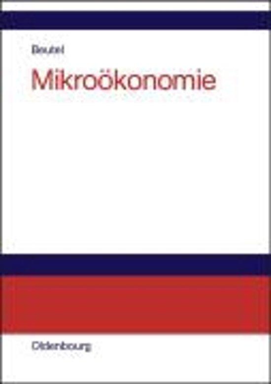 Mikro konomie