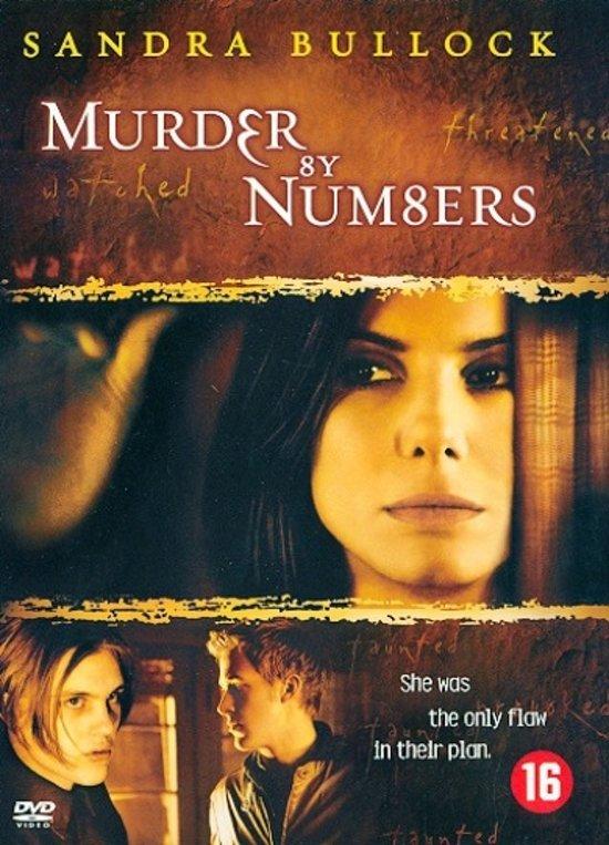 Cover van de film 'Murder By Numbers'