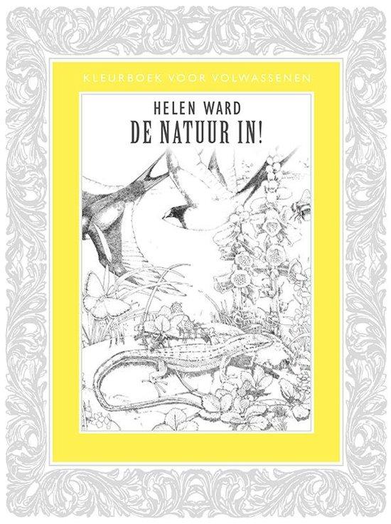 Kleurplaten Voor Volwassenen Muziek.Bol Com De Natuur In Helen Ward 9789043918053 Boeken