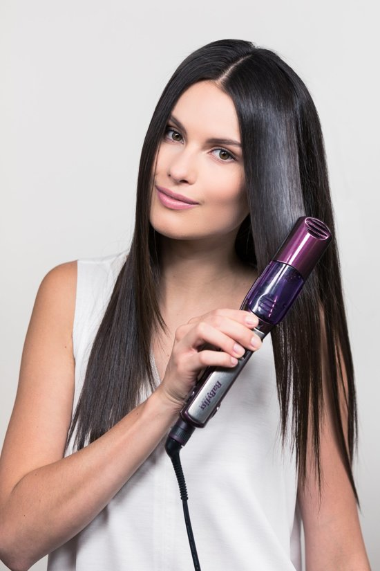 BaByliss iPro Steam ST395E - Stoom Stijltang