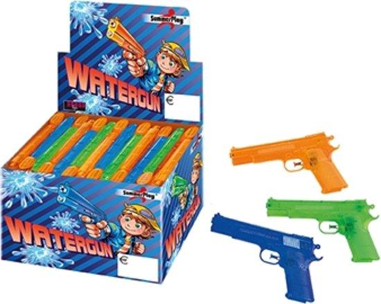 2x water pistool - 20 cm