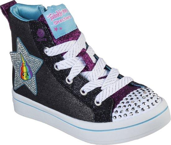 Skechers Kids Girls' TWI Lites Princess Party Sneaker