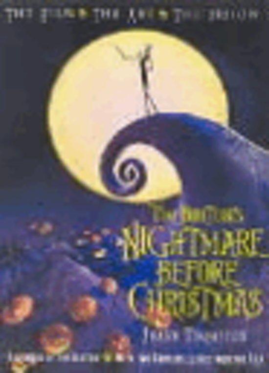 Boek cover Tim Burtons Nightmare Before Christmas van Frank Thompson (Paperback)
