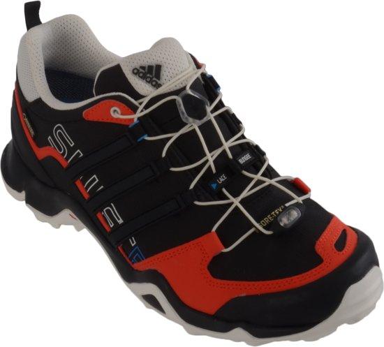 bcb451d1cf3 adidas Terrex Swift R GTX Wandelschoenen - Maat 42 - Mannen - zwart/rood/
