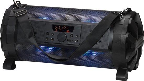 Denver BTL-300 - Draagbare speaker met Bluetooth - Zwart