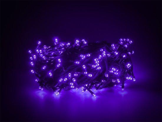 Bol Com Kerstverlichting Violet 22 Meter 300 Leds 8 Standen