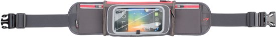 Avento Smartphoneriem Flip-up Grijs 115 Cm