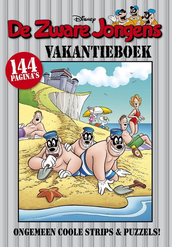 Donald Duck Zware Jongens - Vakantieboek 2018