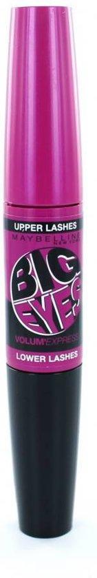 da9ef7e0aa7 bol.com | Maybelline - Big Eyes Volum Express - Brownish Black