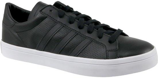 cheap for discount 17969 495d2 Adidas Courtvantage BZ0442, Mannen, Zwart, Sneakers maat 44 EU