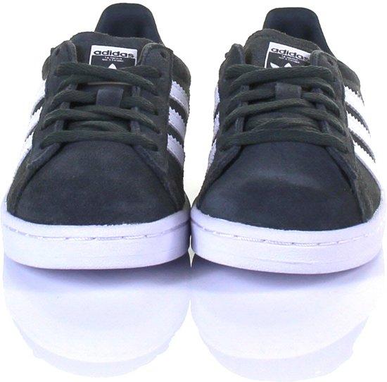 Adidas Jongens Sneakers Campus C Groen Maat 34