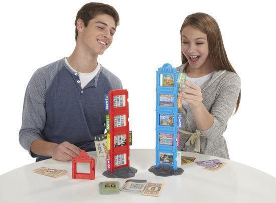 Monopoly Hotels - Bordspel